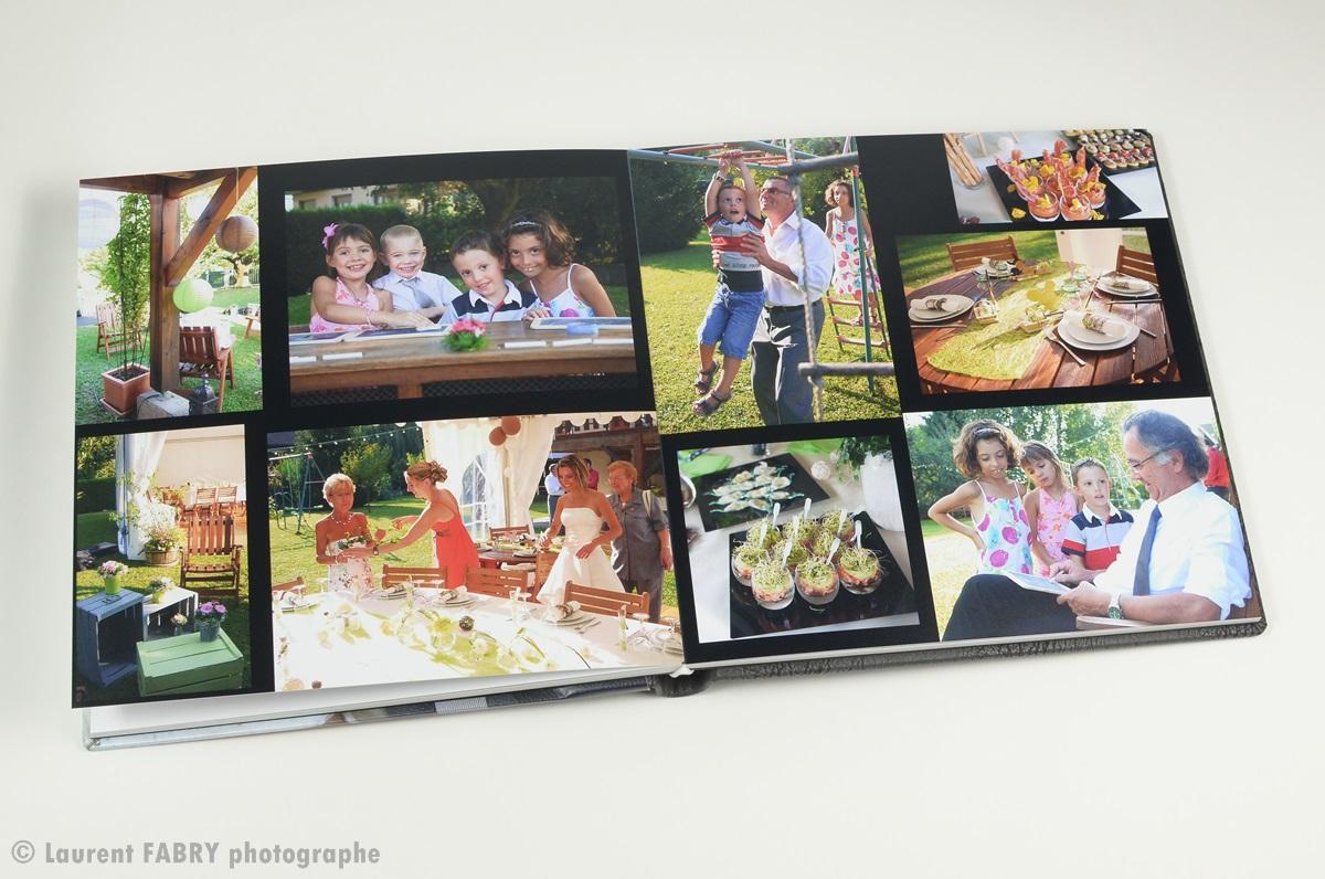 livre album de mariage photographe mariage savoie. Black Bedroom Furniture Sets. Home Design Ideas