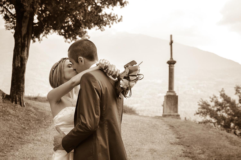 Je suis photographe de mariage en Savoie