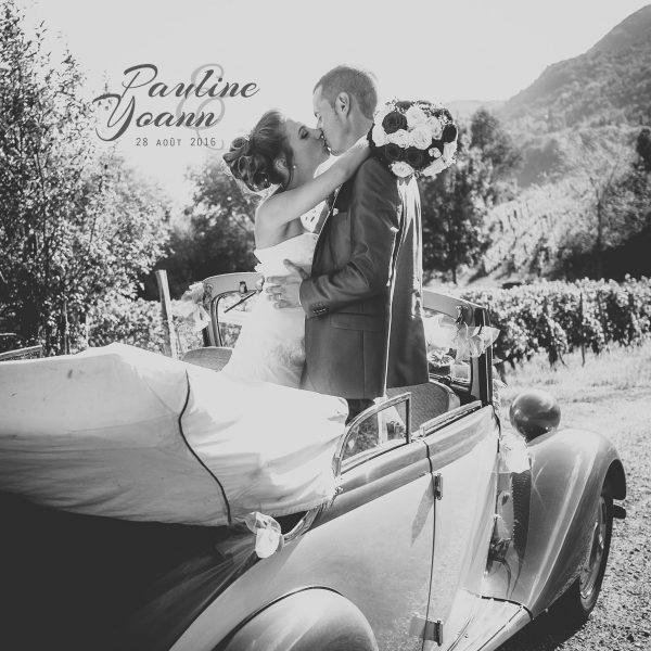 Album de mariage P. et Y.