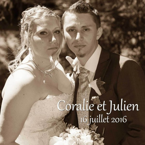 Album de mariage C. et J.