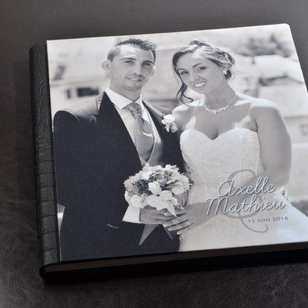 Album de mariage à Montmélian