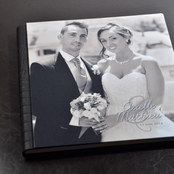 Album de mariage A. et M.
