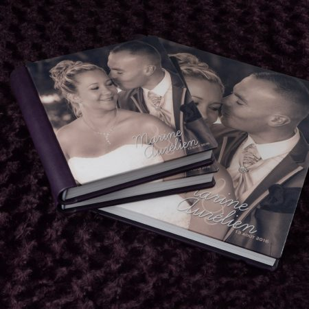 Album de mariage à Domessin
