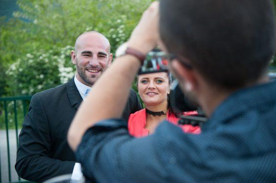 interview des invités du mariage