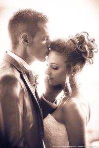 Photos de couple après le mariage à Cruet