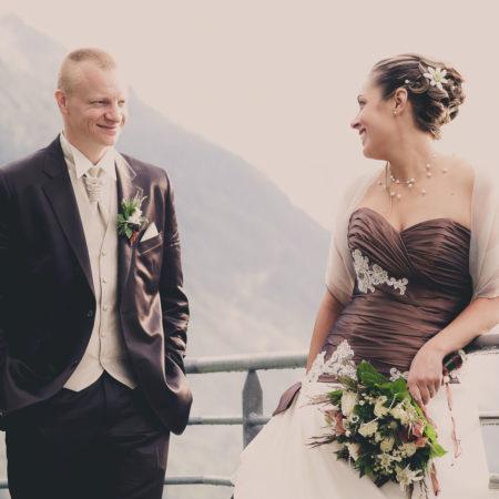 Album de mariage en Maurienne