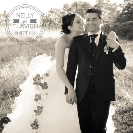 Album de mariage à Chambéry