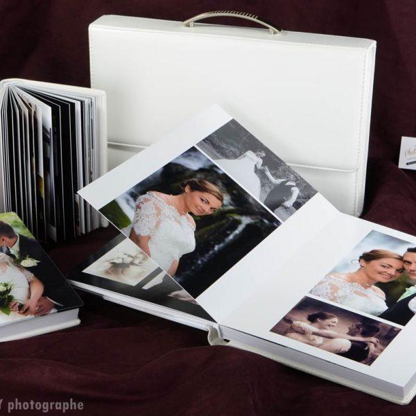 un album de mariage est ses copies parents