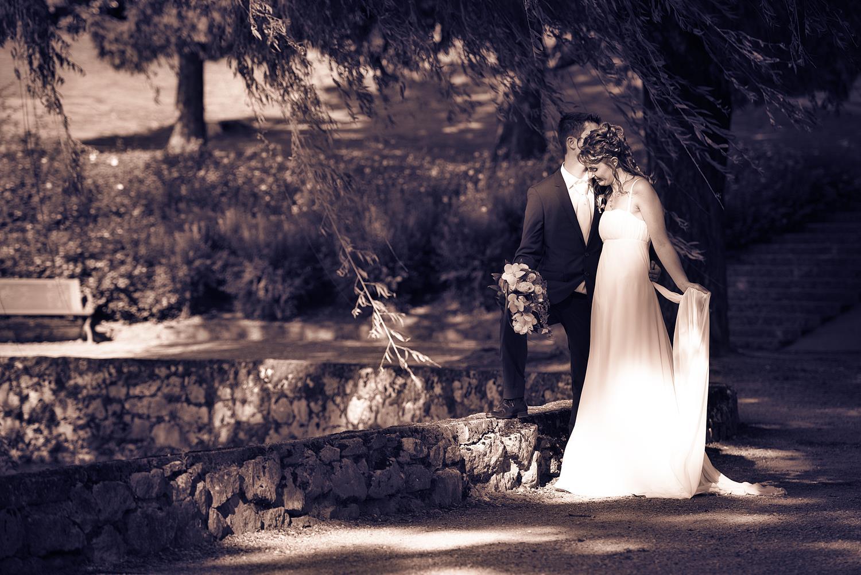 Découvrez le travail d\'un photographe de mariage en Savoie