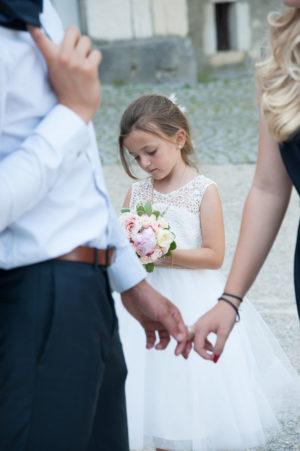 Future mariée (mariage au Bourget du lac, au Prieuré)