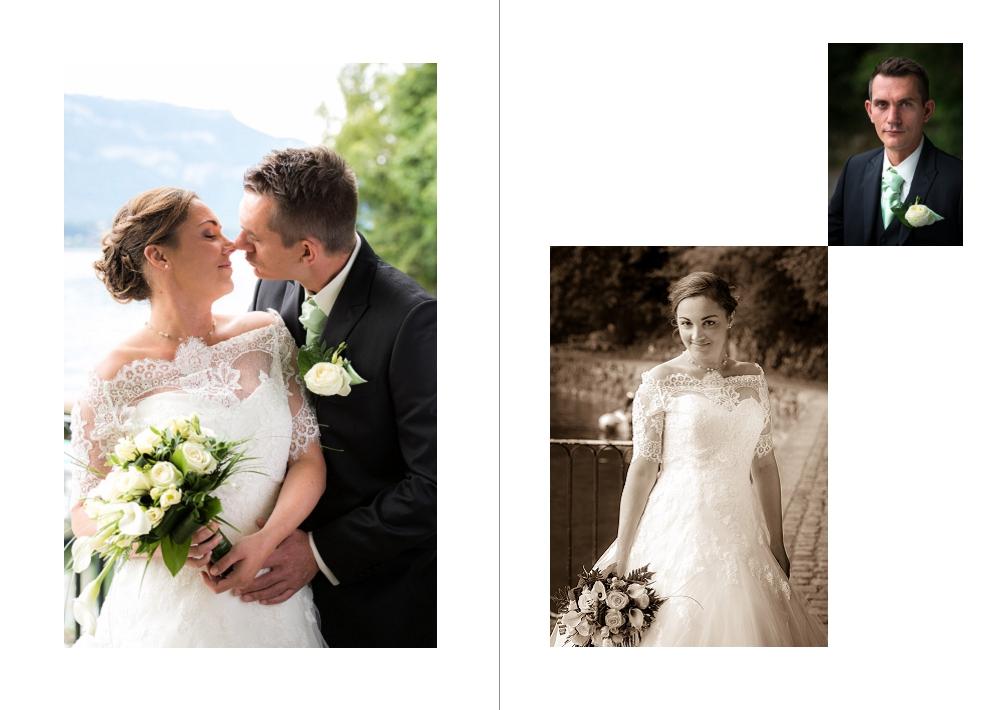 Mariage au lac du Bourget : séance photos de couple