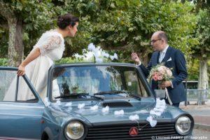 le marié a perdu la clé ! (mariage au Bourget-du-lac)