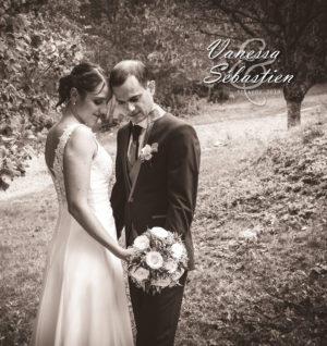 Album de mariage à Courchevel